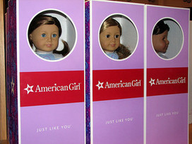 Your Old American Girl Doll Could Buy You A Round-Trip Cross-Country Flight | Troy West's Show Prep | Scoop.it