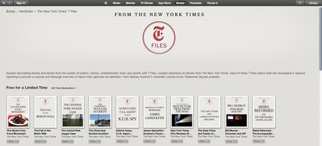 OS X Mavericks brings iBooks to your desktop (video included) | Interactive E-books | Scoop.it