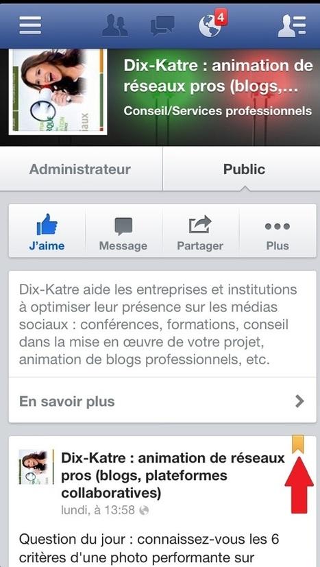 Facebook : est-ce une si bonne idée de verrouiller une publication ?   Facebook pour les entreprises   Scoop.it