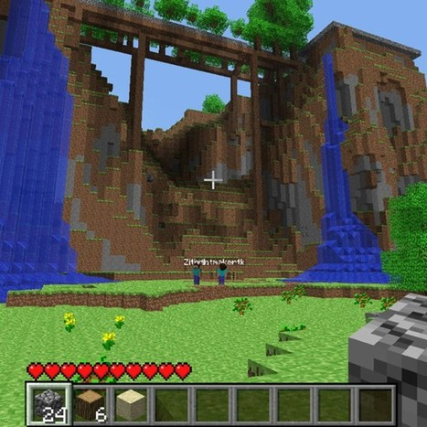 Next Minecraft update combines single and multiplayer, adds trading and tripwires (Wired UK) | Tracking Transmedia | Scoop.it