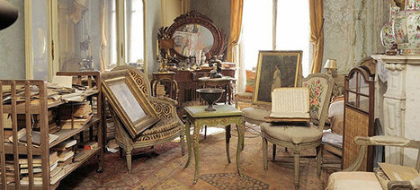 Untouched Parisian Apartment Opened After 70 Years Yields A Painting Worth $3.4M | 16s3d: Bestioles, opinions & pétitions | Scoop.it