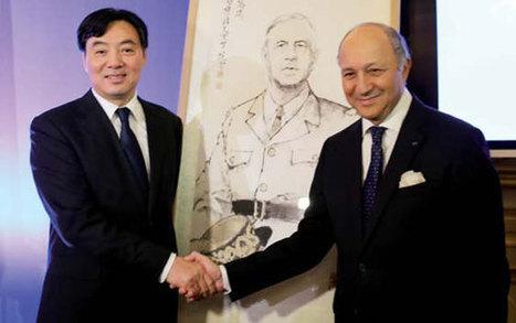 Past points to future[2] chinadaily.com.cn   50e anniversaire de l'établissement des relations diplomatiques entre la France et la République populaire de Chine   Scoop.it