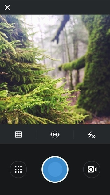 A Sleeker, Faster Instagram for Android | Benchmark Mobile User Interface | Scoop.it