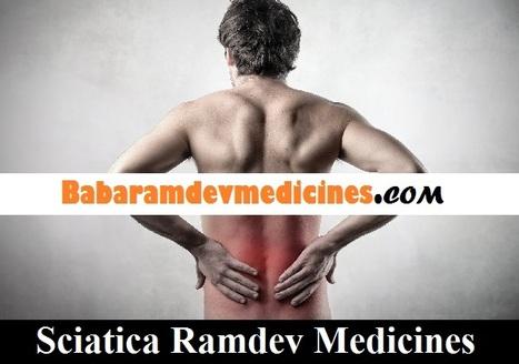 Sciatica Ramdev Medicines | Health fitness Product | Scoop.it