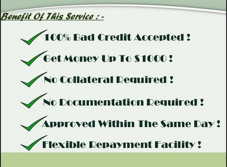 Loan Short Term - The Best Way to Ensure Fiscal Related problems! | Loan Short Term | Scoop.it