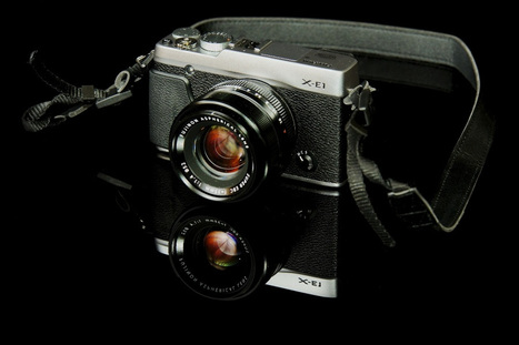 Fujifilm X-E1: Black Reflective Product Photography | Mark Garbowski | Best Quality Mirrorless Cameras | Scoop.it