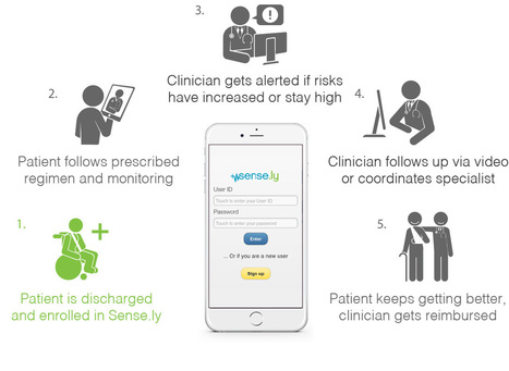 Sense.ly's uses a virtual nurse named Molly, who acts as the provider's point of contact for patients. | Myeloproliferative Neoplasm | Scoop.it
