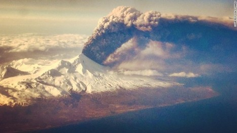 Alaska Airlines cancels 41 flights involving 3,300 passengers due to volcanic ash cloud | AIR CHARTER NEWS | Scoop.it