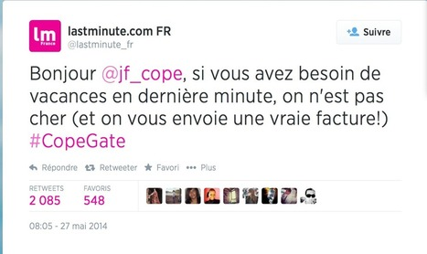 Faites du buzz grâce au newsjacking | Be Marketing 3.0 | Scoop.it