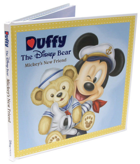 New Duffy the Disney Bear Storybook to Debut on October 14 at Disney Parks | Transmedia: Storytelling for the Digital Age | Scoop.it