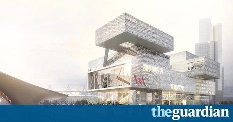 London Olympicopolis: the design we might've had | London | Scoop.it