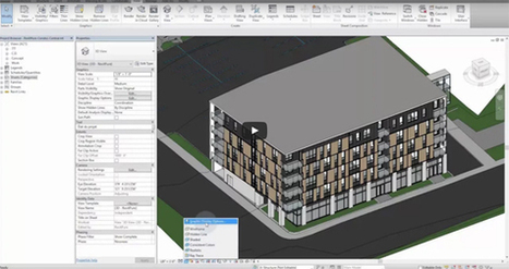 Some useful Revit Tips to make your 3d views perfect | BIM Forum | Scoop.it