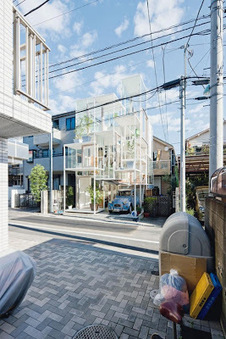 1 World Knowledge: Strangest house you can see: a house with transparent walls in Tokyo | 1 World Knowledge: Architecture | Scoop.it
