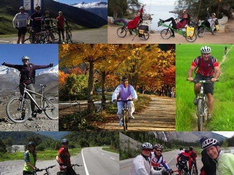 Top Tours | Bici reclinada - Recumbent bike - Vélo couché | Scoop.it
