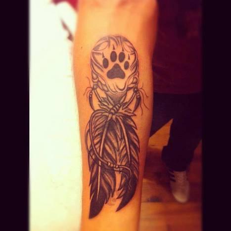 Dreamcatcher | Tattoo | Scoop.it
