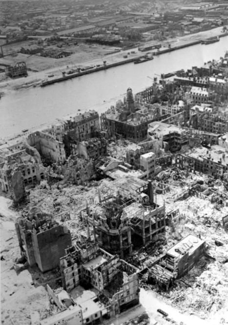 Rouen [Récit] Le 30 mai 1944, la Semaine rouge débutait à Rouen | Auprès de nos Racines - Généalogie | Scoop.it