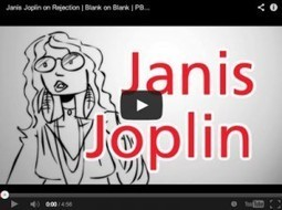 Janis Joplin on Creativity and Rejection: Her Lost Final Interview, Rediscovered and Animated | Innovatus | Scoop.it