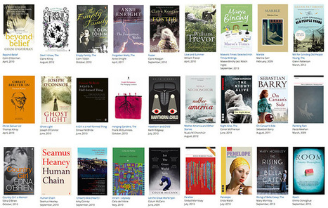 Top 50 Irish contemporary books will make sure you've always something great to read | The Irish Literary Times | Scoop.it