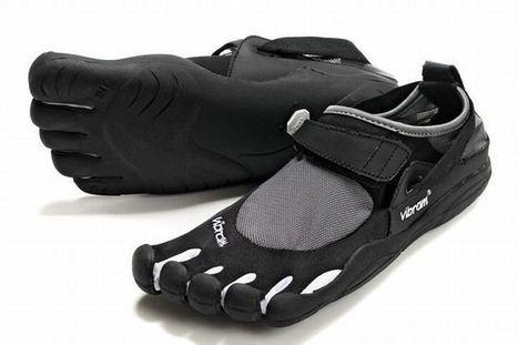 buy mens vibram five fingers kso black white sneakers | popular collection | Scoop.it