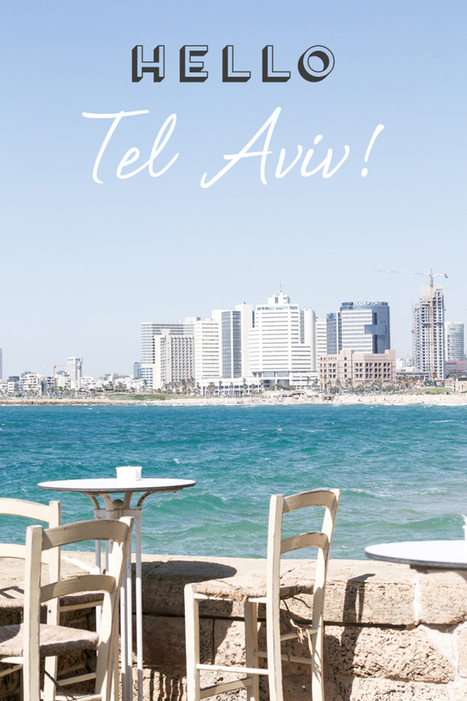 Happy Interior Blog: From Place To Space: Hello Tel Aviv! | Interior Design & Decoration | Scoop.it