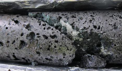 Researchers turn CO2 into stone   Eco Innovation   Scoop.it