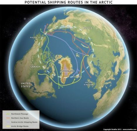The Future of Shipping & Trade in Arctic Waters - World Policy Institute (blog) | Arctic & Nordic : Business Potential                              in Arctic and Northern Europe | Scoop.it