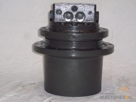 Oem travel motor / final driv | Gearboxes Drives | Scoop.it