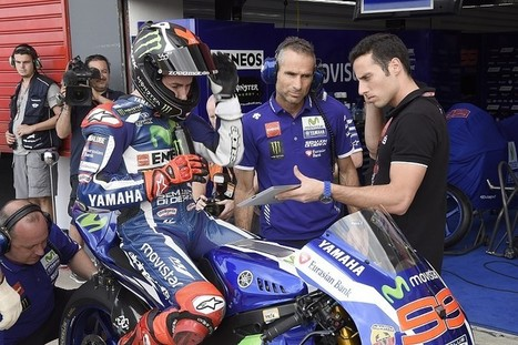 Lorenzo not made to 'feel good' at Yamaha, says Ducati's Dall'Igna | Ductalk Ducati News | Scoop.it