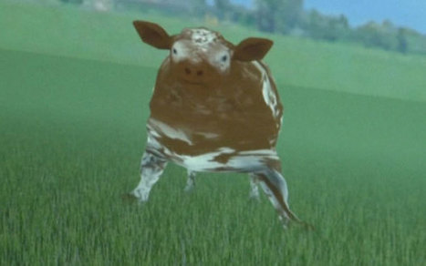 The virtual reality cow aiming to turn steak lovers into vegetarians | yearningspawnslime | Scoop.it