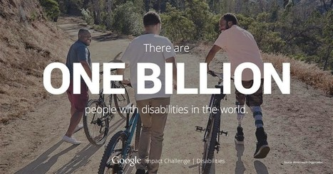 Google launches program to help people with disabilities | Internet Security & Internet Censorship | Scoop.it