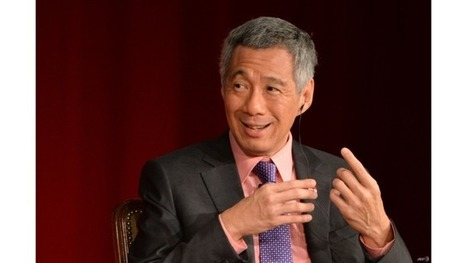Important for Japan and China to work towards stabilising ties: PM Lee - Channel News Asia | freedom of speech | Scoop.it