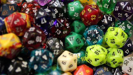 Warner Bros Rolling the Dice on a 'Dungeons and Dragons' Movie. | World of Games | Scoop.it