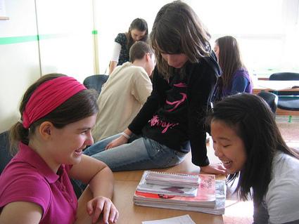 15 Fun Collaboration Activities for World Language Teachers - Calico Spanish   Recursos ELE   Scoop.it