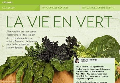 La vie en vert - La Presse+ | Naturopathie.therapeutes.fr | Scoop.it