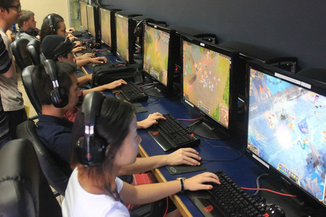 Growing eSports niche explores big data and gaming behaviors | Educational Technology News | Scoop.it