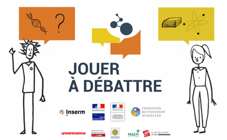 Jouer à débattre : un jeu et des outils de médiation scientifique #EspritCritique #FDS2016 | Social Media, TIC y Salud | Scoop.it