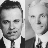 The Real History Of John Dillinger And Henry Ford | _Ford-Motor-Company_by AMM | Scoop.it