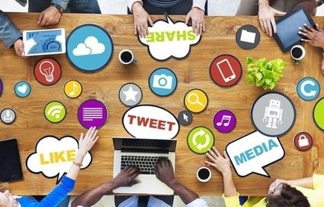 Le pouvoir des médias sociaux dans l'arrêt du tabac | Health promotion. Social marketing | Scoop.it