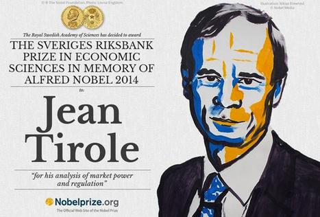 jean Tirole, un français Prix Nobel d'économie 2014 | French learning - le Français dans tous ses états | Scoop.it