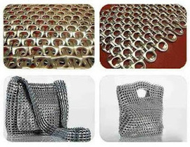 Borsa con linguette delle lattine | riciclo | Scoop.it