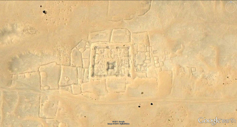 Satellite Photos Show Ancient Saharan Fortresses of a Lost Empire | 80beats | Discover Magazine | Geographic Information Technology | Scoop.it