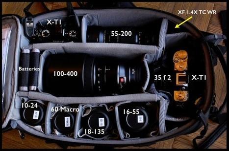 Gearology……. | Bill Fortney | Fujifilm X Series APS C sensor camera | Scoop.it