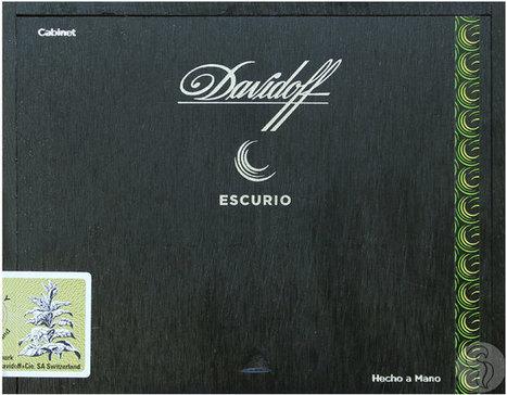 Davidoff Escurio Cigars Online   Tobacco Products   Scoop.it