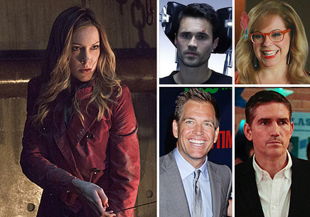 Matt's Inside Line: Scoop on Arrow, Castle, NCIS, Criminal Minds, POI, TVD, S.H.I.E.L.D., Supernatural and More | First Scoop it | Scoop.it