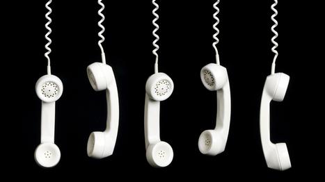 Not-So-Social Media: Why People Have Stopped Talking On Phones - NPR (blog) | social musings | Scoop.it