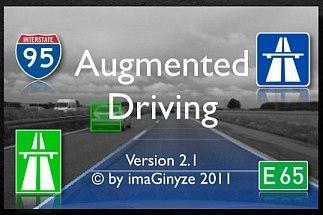 AUGMENTED DRIVING: realidad aumentada en el coche » appsgratis.eu | Realidad aumentada | Scoop.it