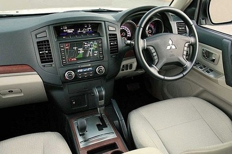 2015 Mitsubishi Pajero release date and price | Cars Innovation | Mitsubishi Pajero | Scoop.it