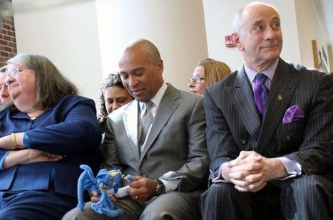 MA: Gov. Deval Patrick, in Worcester, announces more than $1 million in science grants for schools | MassLive.com | Worcester, Massachusetts | Scoop.it