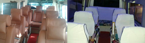 Lucrative Offers on Tempo Traveller Bookings Online via Saitourist | Hire Tempo Traveller in Delhi | Scoop.it
