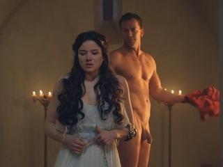 spartacus sexe sexe étrange